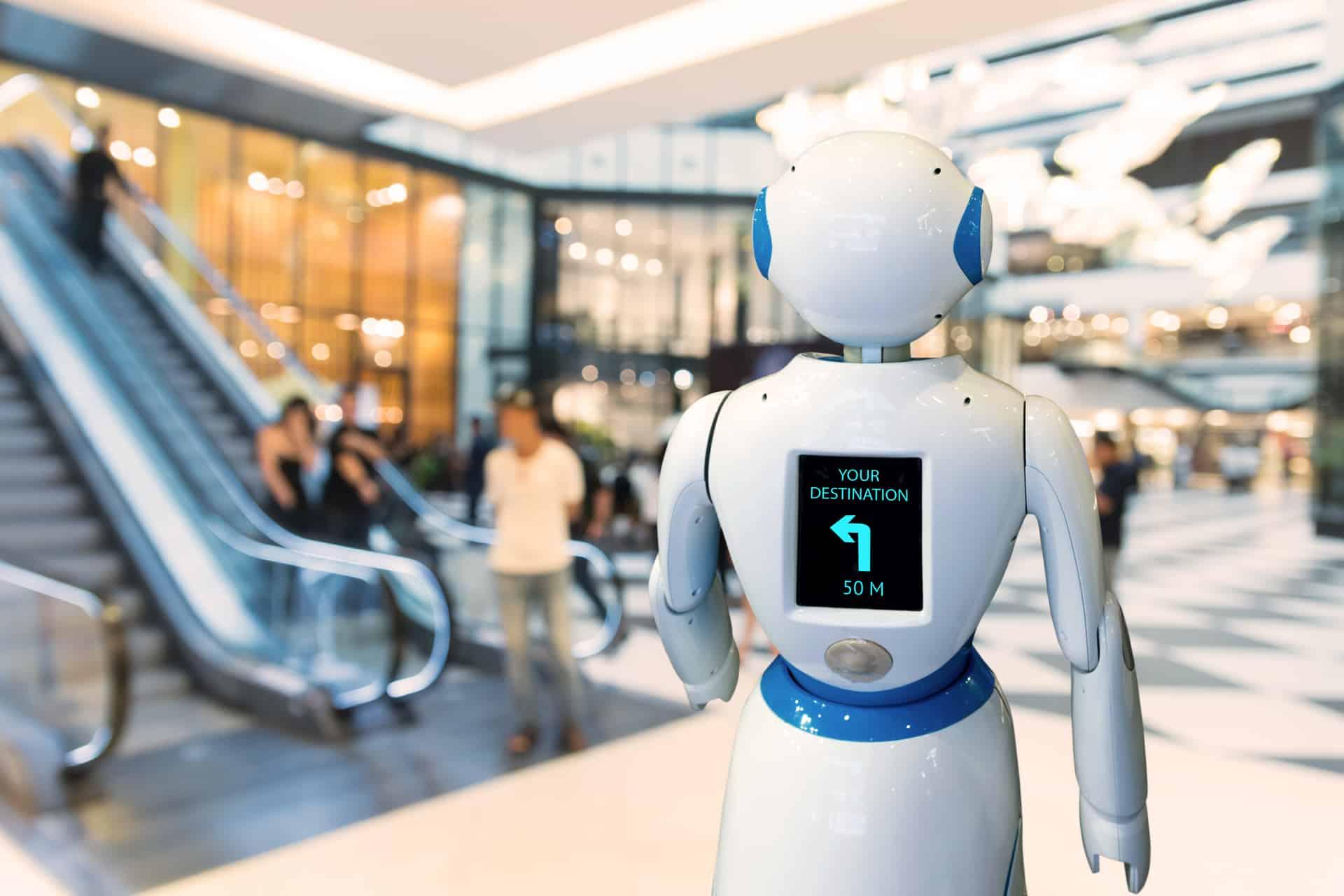 ระวัง! หุ่นยนต์จะมาแทนที่เก้าอี้คุณ