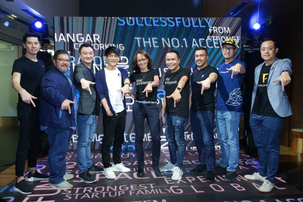 dtac accelerate batch 7 forms up A Academy program to help Thai Series A round startups become unicorns