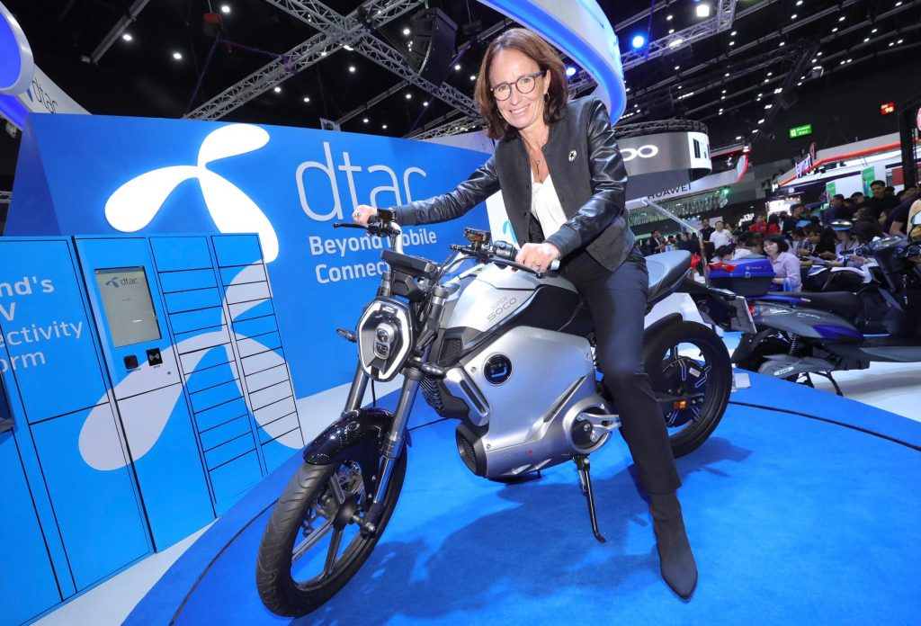 dtac goes beyond basic connectivity with EV scooter platform