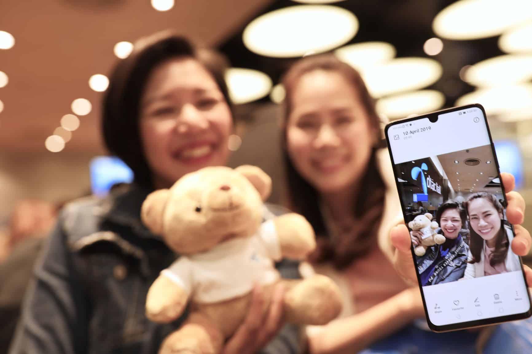 ดีแทคกระตุ้นตลาด 4G ดีแทค เทอร์โบ เปิดประสบการณ์สุดยอดสมาร์ทโฟน Huawei P30 Series ตอกย้ำกระแสความแรงของสมาร์ทโฟนถ่ายรูปสวยอัจริยะระดับแฟลกชิปที่มาพร้อมกับกล้อง Leica 4 ตัว