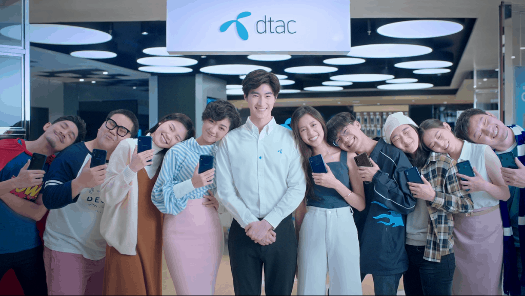 dtac never stops taking care of customers, partnering with Samsung to offer up to 60% discount on Samsung Galaxy A series with free screen replacement warranty exclusively only at dtac!