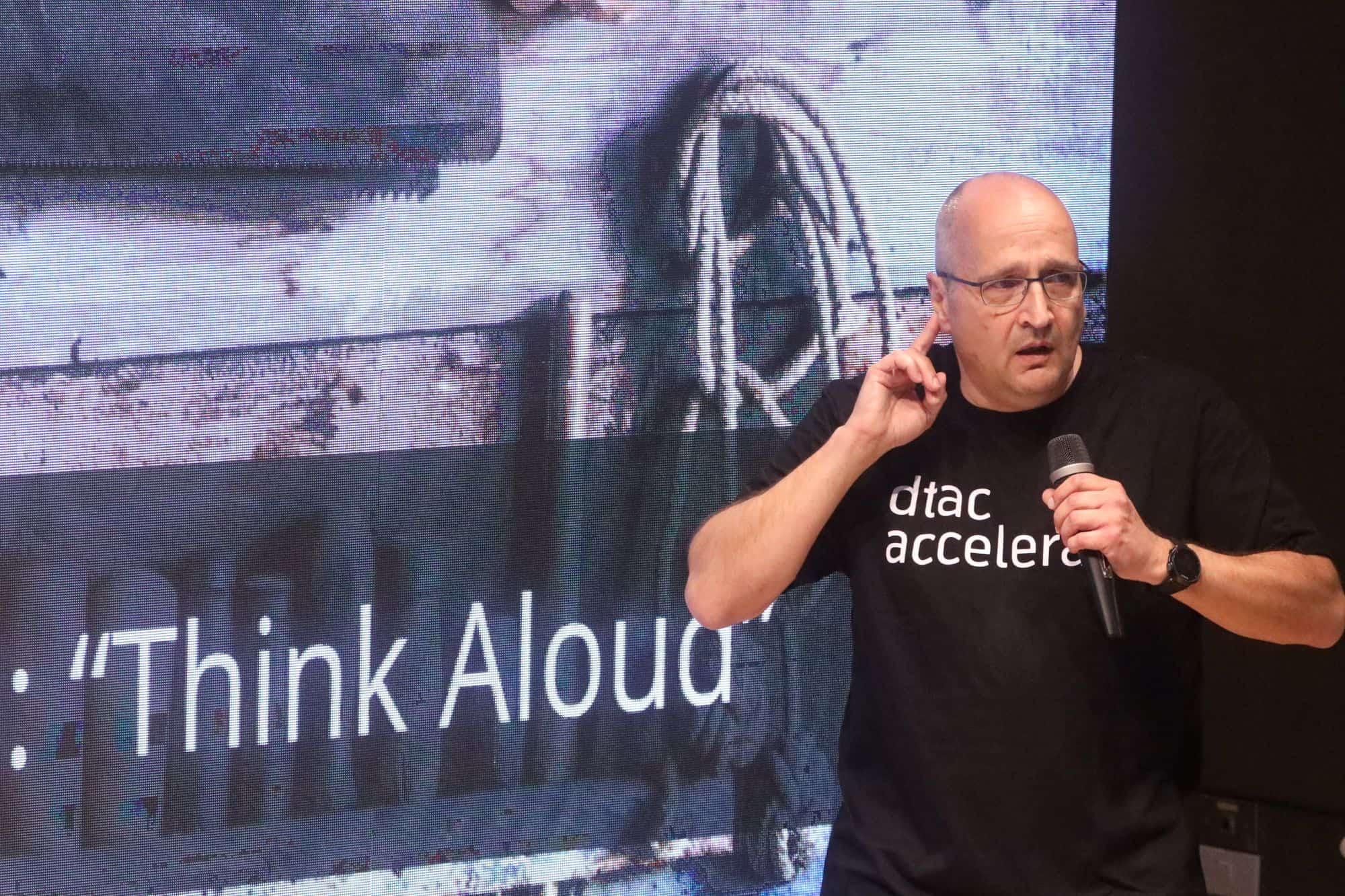 เข้าใจ UX/UI ไปกับ Jacob Greenshpan ผู้เชี่ยวชาญระดับโลกที่พร้อมช่วย Startup โตยั่งยืน