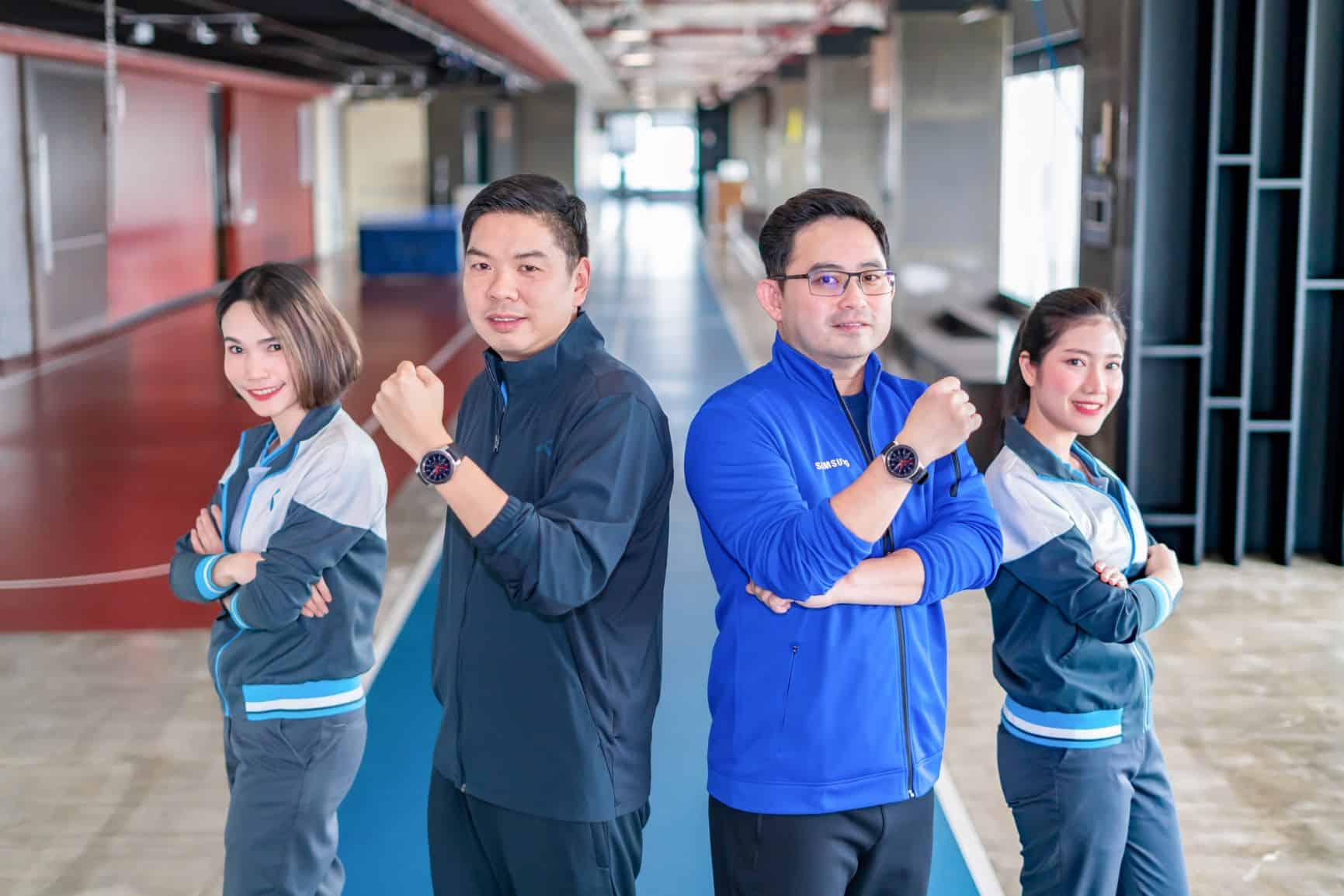 """ดีแทคไม่หยุดดูแลคุณ ส่งโปรฯ เอาใจลูกค้าสายสุขภาพกับ """"Samsung Galaxy Watch eSim"""" เริ่มต้นเพียง 10,490 บาท ฟรีค่าบริการ Number Pairing นาน 6 เดือน"""