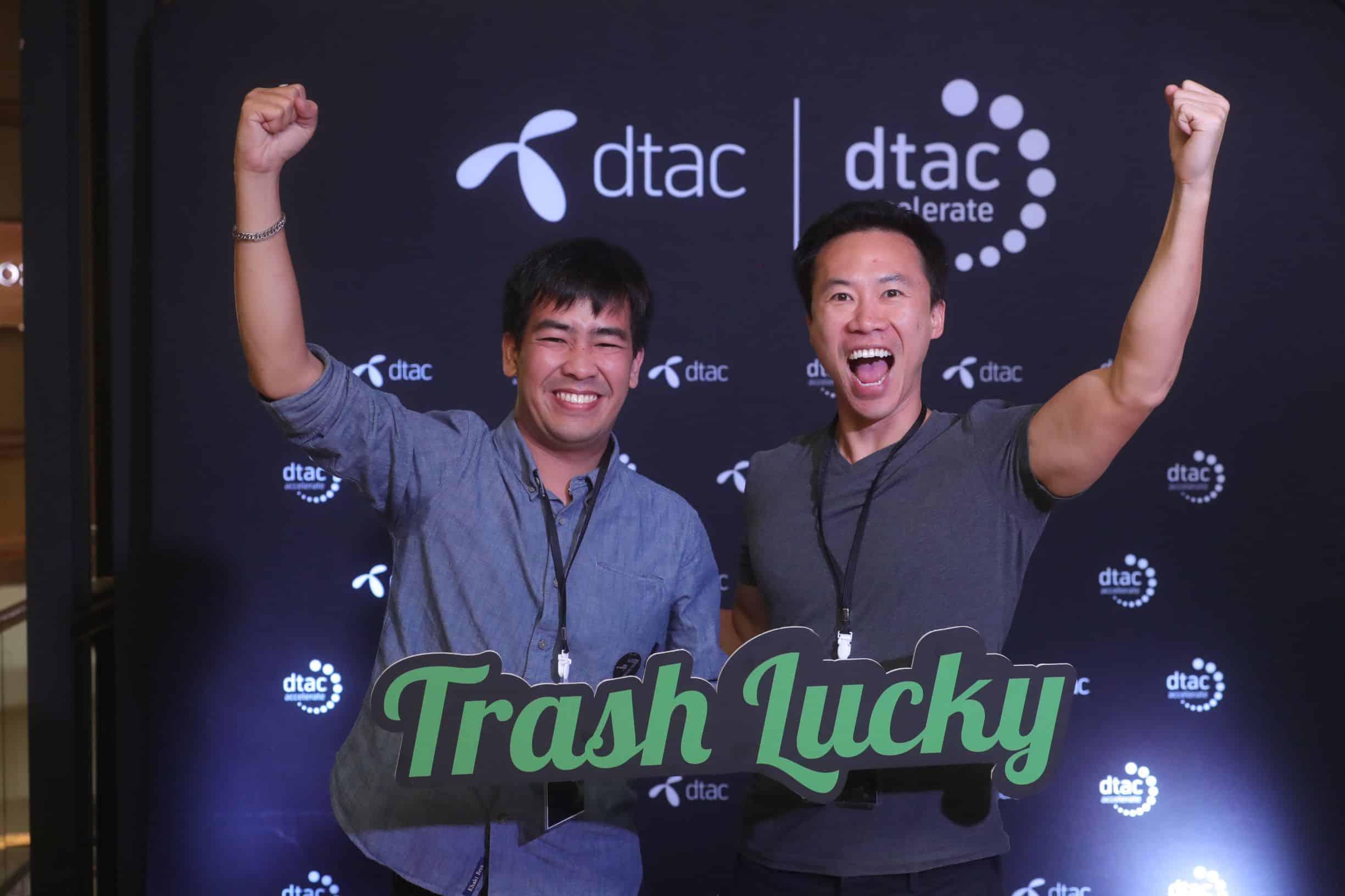 Trash Lucky ตอบโจทย์โลก ลุ้นโชคลด 'ขยะทะเล'