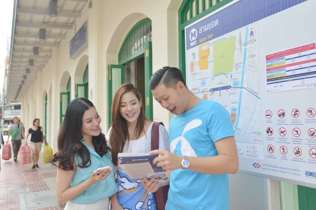 dtac expands 4G coverage to support trial run at lavish new MRT stations