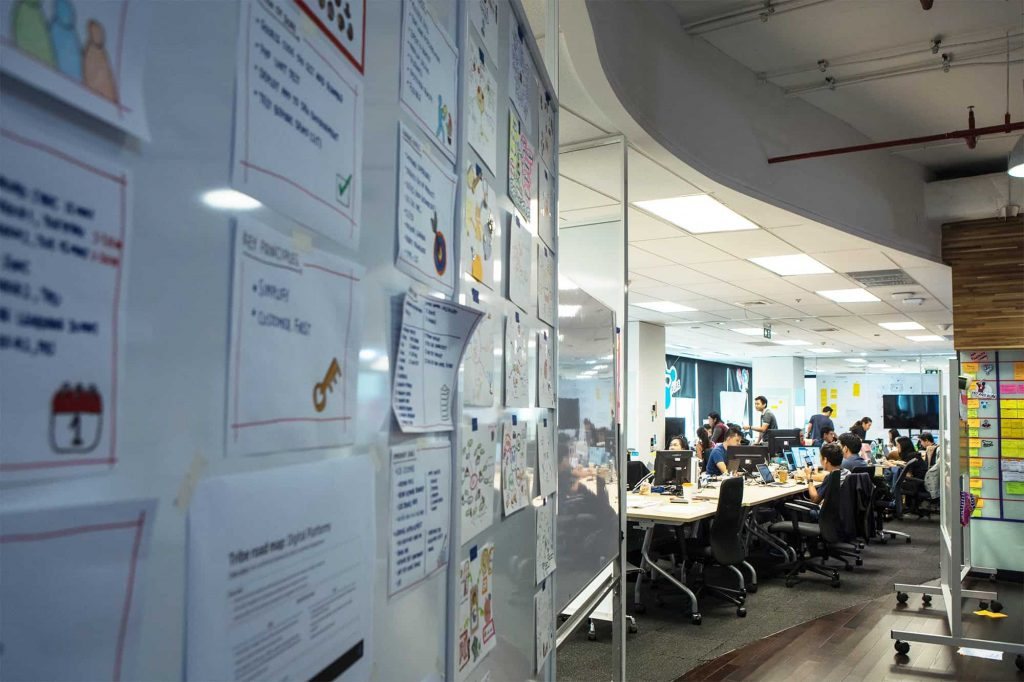 dtac bets on agile to discover a better way of work