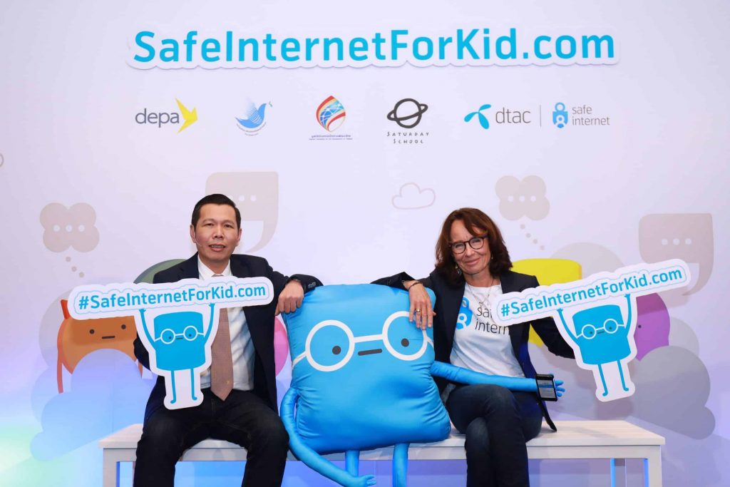 ดีแทคส่งออนไลน์แคมเปญ Digital Native vs Digital Naïve กระตุ้นผู้ปกครองให้เพิ่มทักษะบุตรหลานในการใช้ออนไลน์อย่างปลอดภัยและรับผิดชอบ ผ่านการเรียนรู้ SafeInternetForKid.com