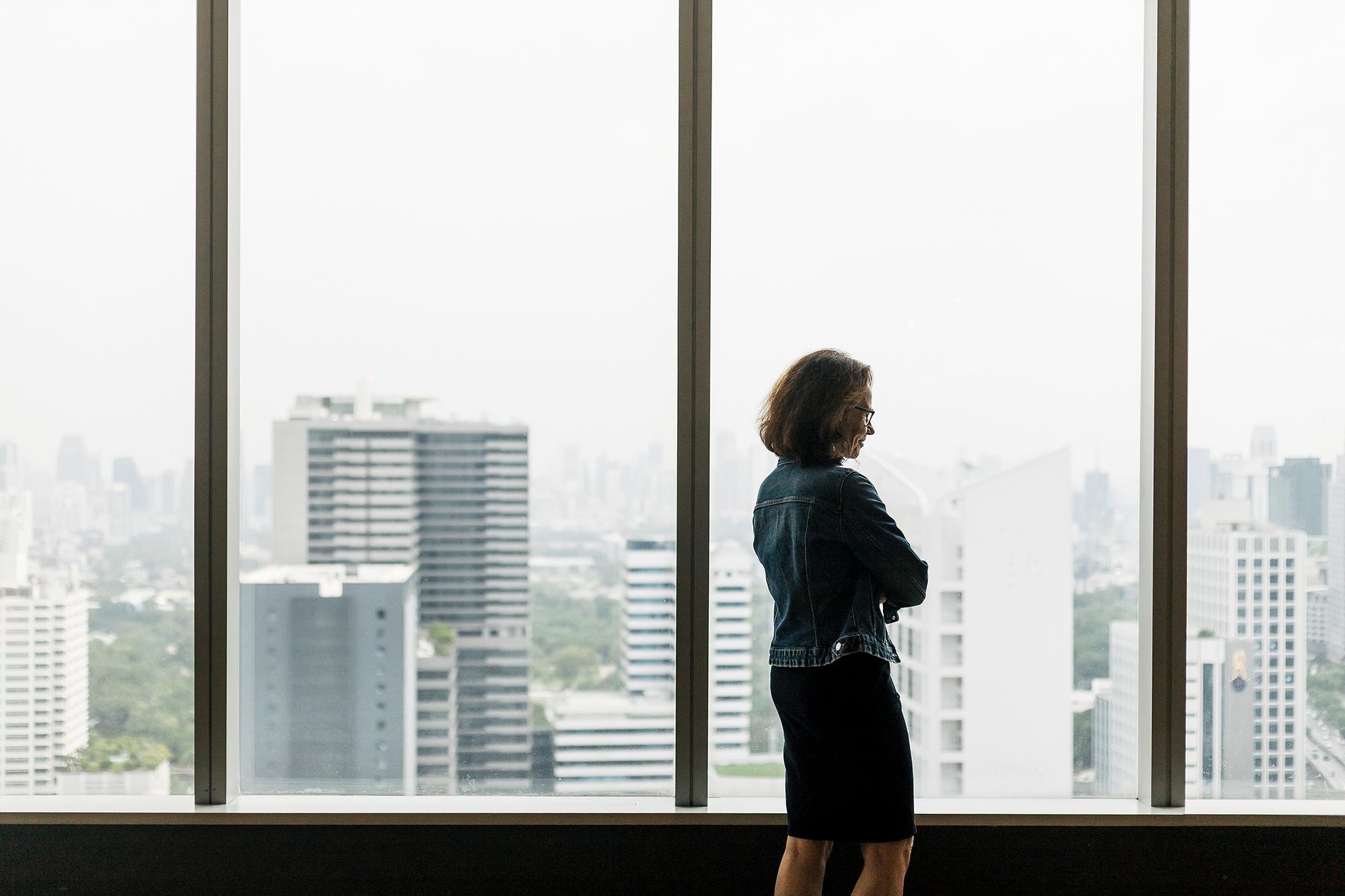 มอง อเล็กซานดรา ไรช์ อย่างที่เธอเป็น CEO ที่ฝันว่าสักวัน dtac จะไม่ต้องมี CEO