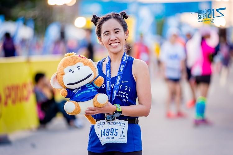 แรงบันดาลใจของการวิ่งที่มีความหมายมากกว่าการออกกำลังกาย
