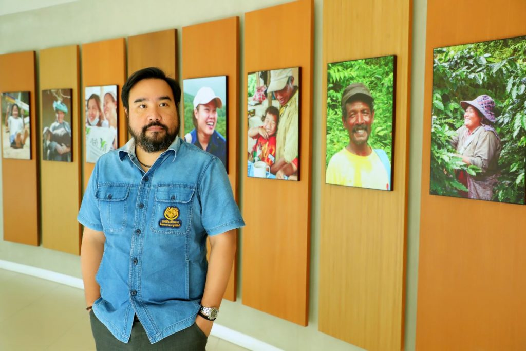 The sustainable coffee CEO empowering Thailand's Northern farmers
