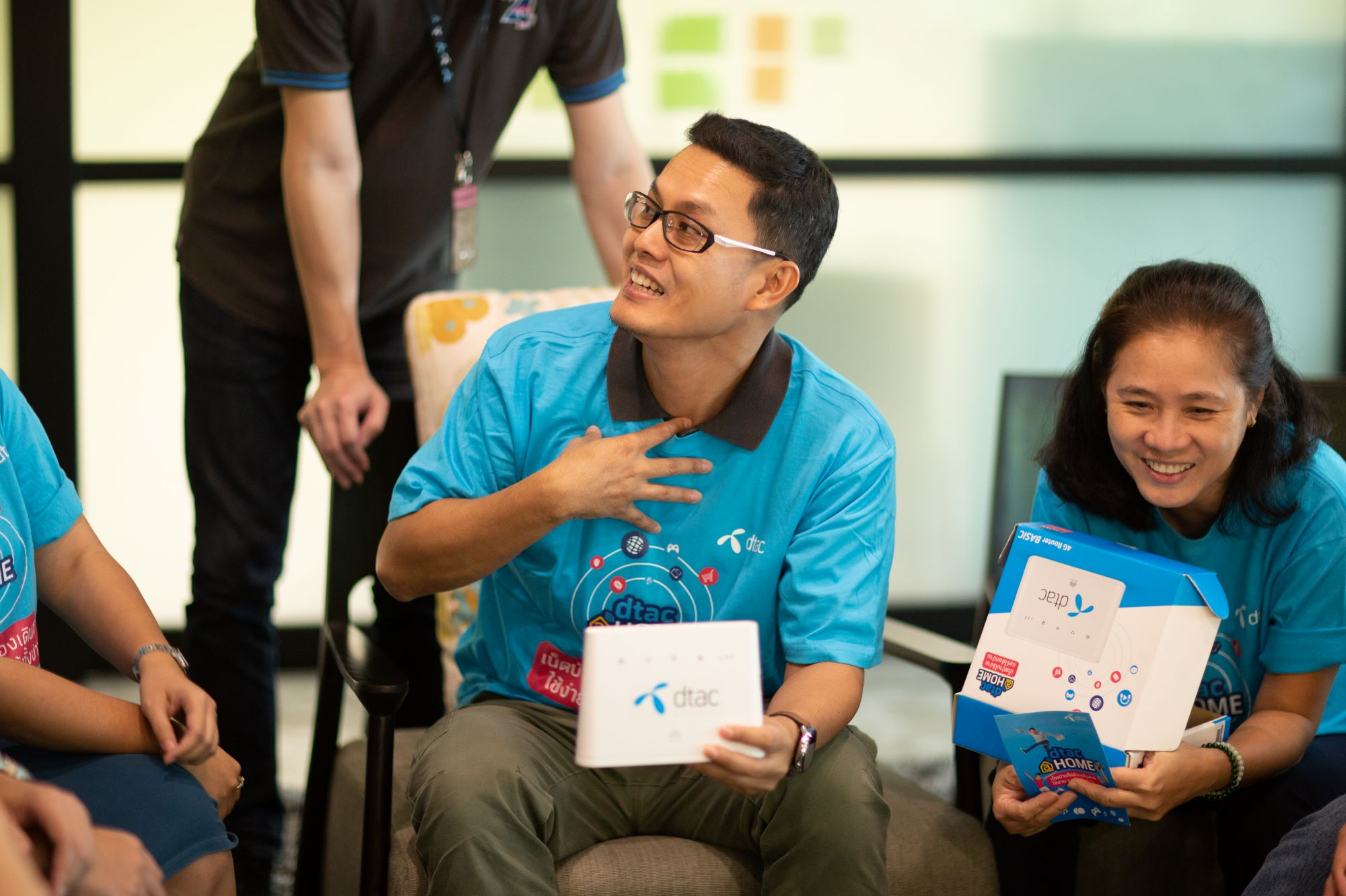 dtac@home บริการใหม่ที่จะช่วยลดความเหลื่อมล้ำทางดิจิทัลในประเทศไทย
