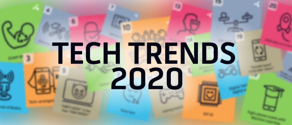 Telenor outlines 10 technology trends that will shape 2020