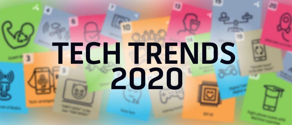 """""""เทเลนอร์กรุ๊ป"""" เผย 10 เทรนด์เทคโนโลยีมาแรงปี 2020"""