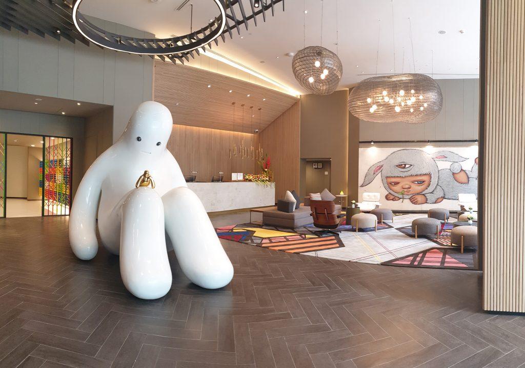 Triple Y Hotel & Residence โครงการที่พักในสยามย่านมิตรทาวน์ที่ทำให้ย่านสามย่านน่าอยู่ขึ้นไปอีก