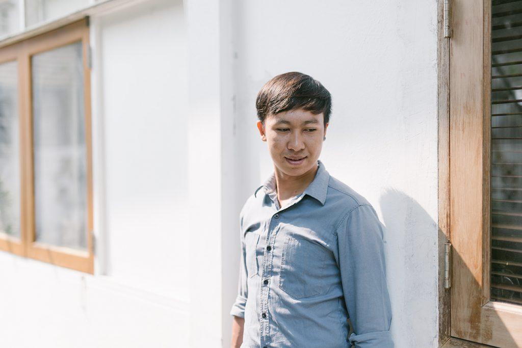 จากเมียนมาร์สู่มิชลิน เส้นทางชีวิตฉบับนักสู้ของเชฟหนุ่มชาวเมียนมาร์ในกรุงเทพฯ