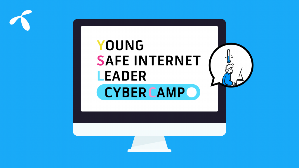 dtac calls for applications for the 2nd edition of Young Safe Internet Leader Camp