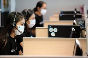 Connecting patients and doctors through dtac's call center