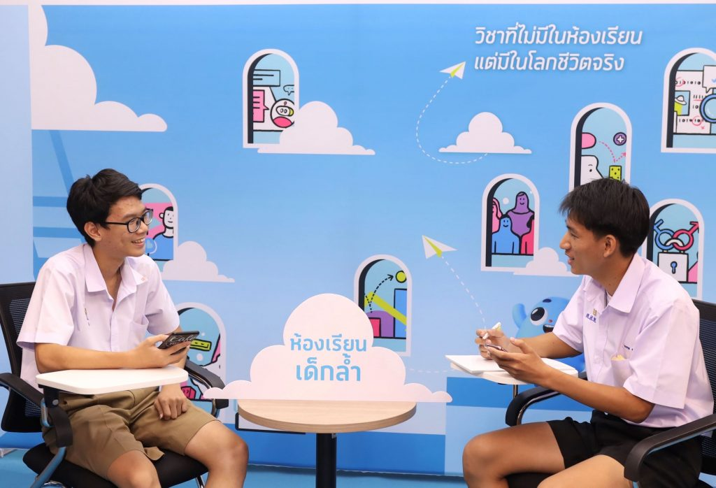 dtac, DEPA and Thai Media Fund launch digital skills course for Thai schools