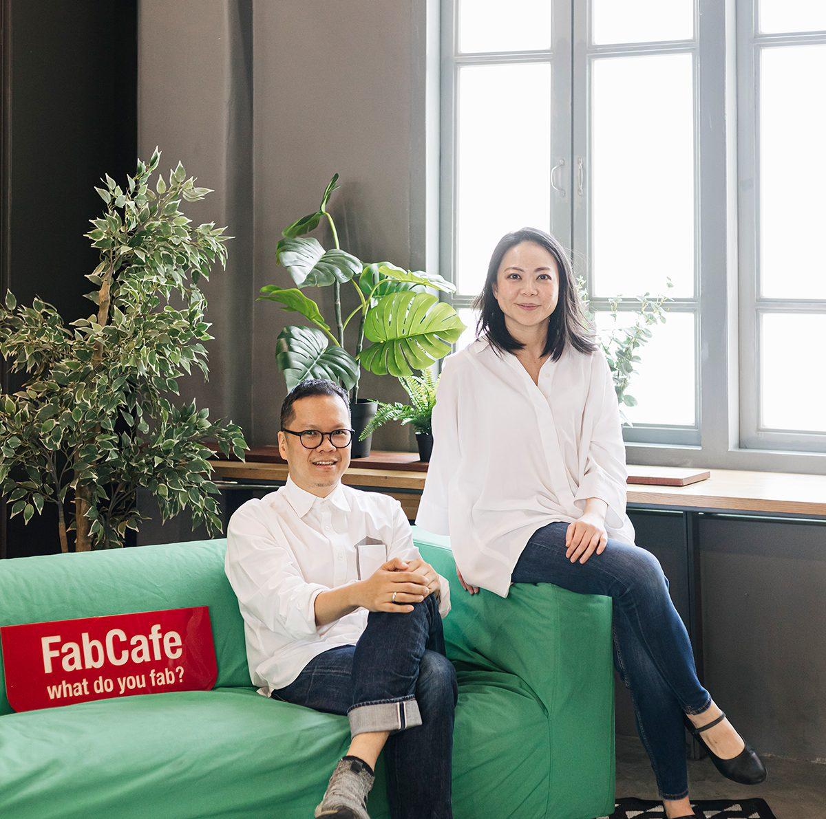 คุยกับ 2 นักออกแบบการเรียนรู้แห่ง FabCafe ผู้อยู่เบื้องหลังการปลดล็อคศักยภาพเยาวชนในศตวรรษที่ 21