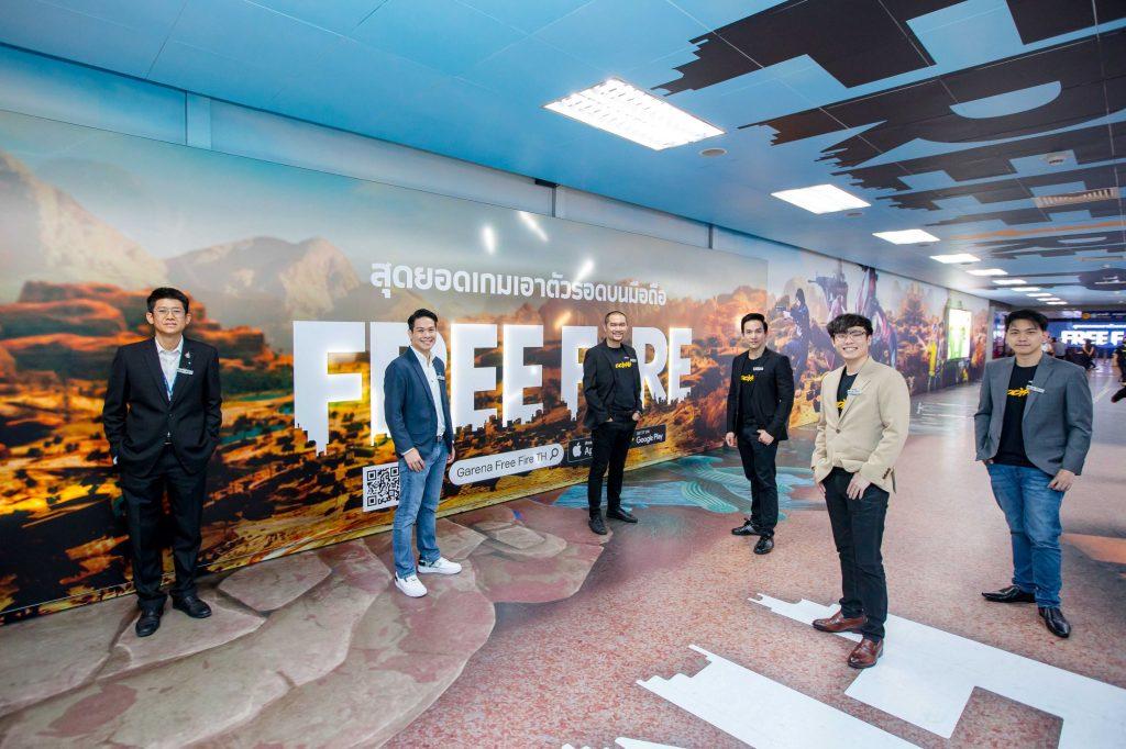 dtac, Garena and Bangkok Metro Network Offer Free dtac Gamer SIM