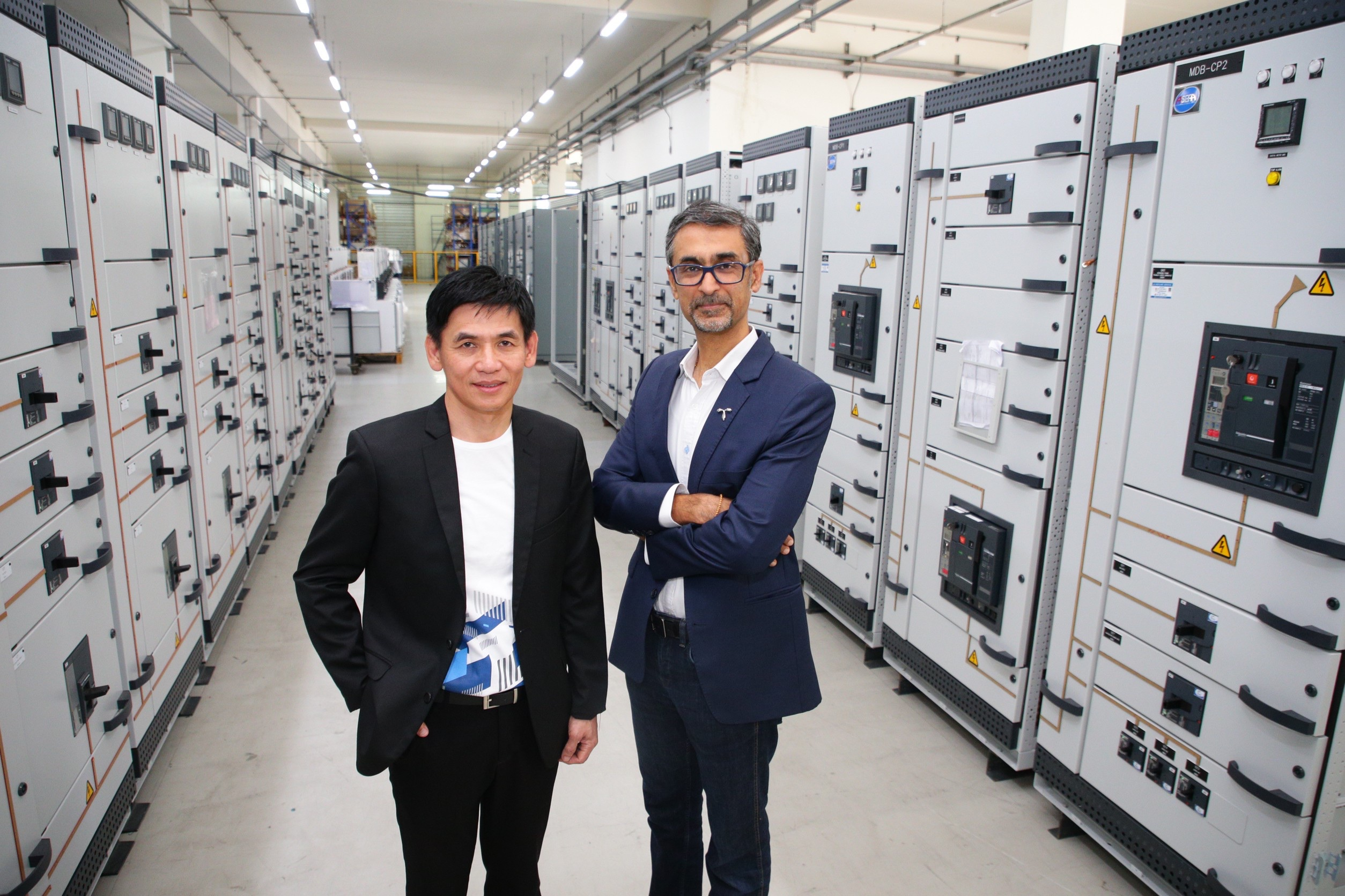 Smart Energy Management: dtac's IoT solution for uninterrupted power