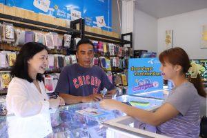 'ใจดีแนะนำการโอนเงินไปประเทศกัมพูชา' ผลจากความร่วมมือระหว่างดีแทคและทีทูพีเพื่อผู้ใช้บริการกลุ่มแรงงานต่างด้าวในไทย