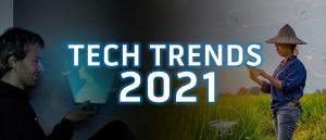 ศูนย์วิจัยเทเลนอร์ เผย 5 เทรนด์เทคโนโลยีมาแรง ปี 2021 ชี้โควิด-19 เป็นจุดเปลี่ยนสำคัญ