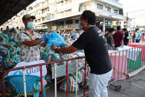 dtac Assists Migrant Communities Affected by COVID-19