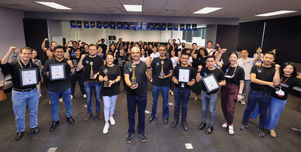 dtac clinches four Thailand Best Employer Brand Awards