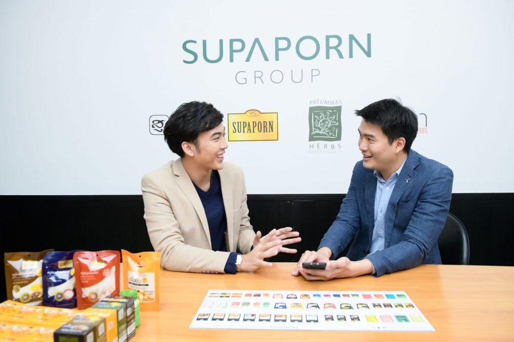 Supaporn Herb goes digital with dtac for its global expansion